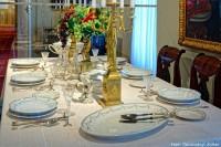 Terítéken a fehér arany - időszaki kiállítás a Gödöllői Királyi Kastélyban
