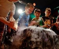 Gyereknap ingyenes Buborék show-val a Csopában
