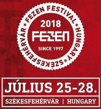Fezen Fesztivál Székesfehérváron 2018. július 25-28-ig!