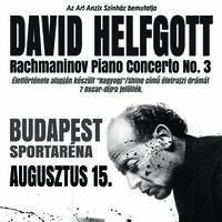 David Helfgott koncert az Arénában!