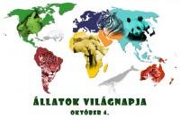 Október 4-e az Állatok Világnapja!
