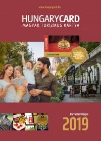 2019. évi Hungary Card 20% törzsvásárlói kedvezménnyel január 31-ig!