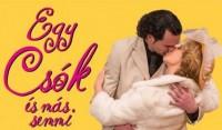 Egy csók és más semmi - zenés komédia a Vidám Színpad műsorán!