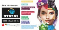 Utazás Kiállítás 2019 Budapest – február 21-24-ig a Hungexpo Vásárközpontban!