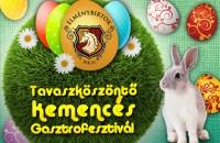 Tavaszköszöntő Kemencés Gasztrofesztivál a bikali Élménybirtokon 2019. április 20-22.