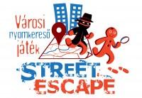 Street Escape - kódfejtő városi nyomkereső játék!