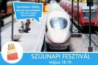 Miniversum Szülinapi Fesztivál 2019. május 18-19-ig!
