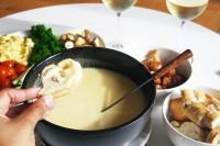 Svájci sajtfodü az ínyenceknek a Nika Étteremben!