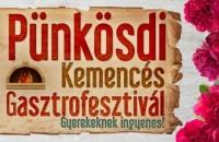 Pünkösdi Kemencés Gasztrofesztivál a Puchner Élménybirtokon 2019. június 8-10-ig!