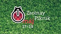 Zsolnay Piknik 2019. május 17-19-ig!