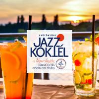 Jazz Koktél a Cafe Vogue Étteremhajón csütörtökönként 19 órától!
