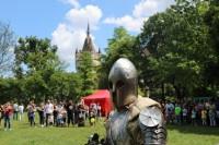 Miénk a Vár! 7. Országos hagyományőrző és kulturális várfesztivál a Vajdahunyadvárban 2019. június 8-10-ig!