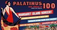 Pala100 Fesztivál a Palatinus Strandfürdőben 2019. június 22-én!