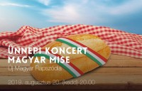 Augusztus 20-án a Margitszigeten debütál Tolcsvay László Új magyar rapszódiája!