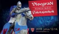 Visegrádi Palotajátékok 2019. július 12-14-ig!