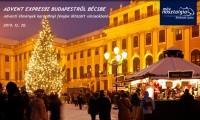 Advent Expressz Bécsbe - 2019.12.20. és 2019.12.21.