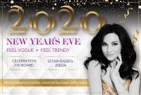 New Year's Eve 2020 - Szilveszter a Vogue Hajón