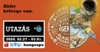 Budapesti Utazás Kiállítás 2020 Hungexpo - HungaryCard vásári kedvezménnyel!