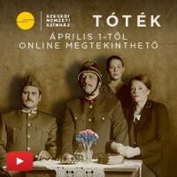 Tóték online dobozolnak - a Szegedi Nemzeti Színház előadása a színház YouTube csatornáján!