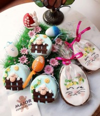 Húsvéti sütemények a Major Cukrászdából!