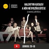 Hangjáték készült a Szegedi Nemzeti Színházban!