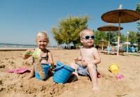 Hűsítő kikapcsolódás a Diási Játékstrandon, mely a Balaton egyik legkedveltebb strandja!