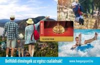 HungaryCard szezonvégi kedvezménnyel 2020. október 31-ig!