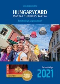 Megjelent a 2021. évi HungaryCard, honlapunkon megrendelhető, vagy személyesen megvásárolható a Hotelinfo Irodában!