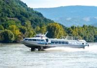 Budapest - Esztergom szárnyashajó minden pénteken, szombaton és vasárnap!