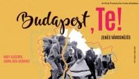 Ajándék páros belépő a Városmajori Szabadtéri Színpad - Budapest, Te! című zenés darabjára 2021. július 23-án (pénteken) 19 órától!