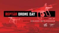 RepTár Drone Day – 2021. augusztus 7-én (szombaton) a Szolnoki Repülőmúzeumban!