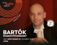 A Nemzeti Filharmonikusok Évadnyitó koncertje a Müpában 2021. szeptember 25-én (szombaton) 19:30-tól!