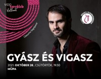Gyász és vigasz - a Nemzeti Filharmonikusok koncertje a Müpában 2021. október 28-án!